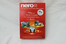 Nero 11 Software for Video Editing, Burning, and Backup - With Serial Key