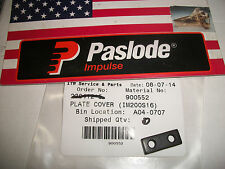 Genuine Paslode Part # 900552 Plate Cover (Im200S16)