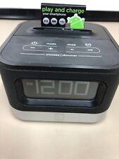 iHome IC50 Android Smart Phone Dock Clock Radio Speaker-
