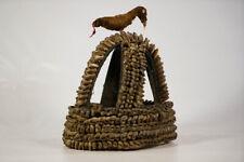 "Yoruba Ile Ori 'House Of The Head' Shrine 11""- Nigeria"