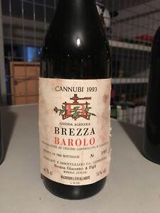Brezza Barolo 1993