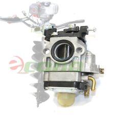 Carburetor Carb w/ Primer For 71CC 52cc 55CC EARTH AUGER POST HOLE DIGGER PART