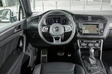 Kit 3 Pièces Pédalier Alu Aluminium VW Golf VII 7 5G GTI R Auto Sans Percer