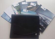 Genuine BMW Z4 Manual Owners Handbook & WALLET 2006 - 2009 RADIO AUDIO PETROL BT