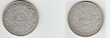 Gertbrolen Maroc 10 Francs  Argent  1347 Exemplaire N° 8     Silver Coin