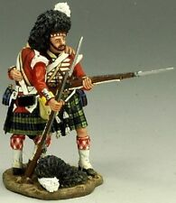 King & Country Crimean War Crw021 British 93Rd Highlander Helping A Friend Mib