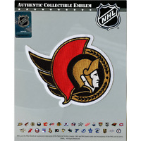 Ottawa Senators Primary Team Logo Patch 2021