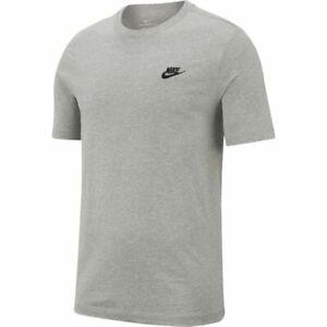 De Dios Reproducir Estación  Camisetas de hombre grises Nike | Compra online en eBay