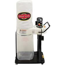 Shop Fox W1727—1 Hp 800 Cfm Dust Collector - Free Shipping