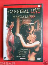 film trouble every day cannibal love mangiata viva vincent gallo beatrice dalle