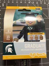Oyo Sports Minifigure Michigan State University MSU Graduate Alumni Lego Female
