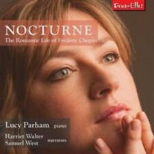 Chopin : Nocturne - The Romantic Life of Frederic Chopin, Lucy Parham CD , New,