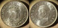 South Africa : 1951  2 1/2 Sh  CH.BU    #39.2  IR4331