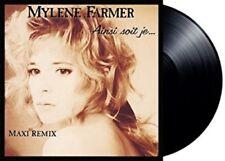 """Mylene Farmer - Ainsi Soit Je [New 7"""" Vinyl] 45 Rpm, Ltd Ed, France - Import"""