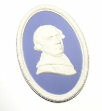 Wedgwood Jasperware George Stubbs Plaque - Perfect Condition!