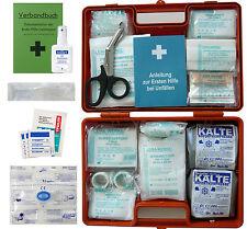 Erste-Hilfe-Koffer M2 PLUS DIN/EN 13169 für Betriebe ab 50 Mitarbeiter