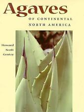 Agaves of Continental North America, Gentry, Howard Scott, Good Condition, Book