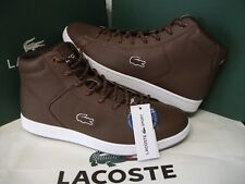 Mens Genuine ** Lacoste Carnaby High Top Bottes ** Size uk-4 eu-37 B/New