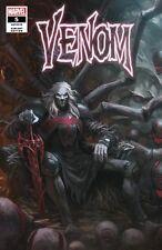 Venom 5 Marvel 2018 SKAN Variant Knull Symbiote God Donny Cates