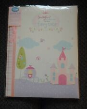 9x11 Baby Book Record Baby Steps Disney Princess Vintage Memory 2009 Gibson