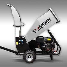 Schredder Jansen GTS1500, Häcksler, Gartenhäcksler, Holzhäcksler, Holzschredder