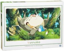 Ensky My neighbor Totoro 1000 pieces Ghibli jigsaw Puzzles 1000-215 F/S