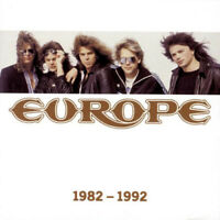 Europe 1982-1992 ~ Excellent Condition Rock CD Album