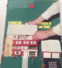 American Builder Magazine Remodeling In Your Hands May 1968 071317nonrh3