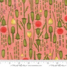 Moda Poppy Mae by Robin Pickens 48602 14 Petal Pods Cotton Fabric