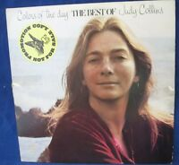 Colors of the Day: The Best of Judy Collins vintage vinyl record Promotion Copy