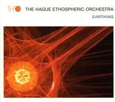 THE HAGUE ETHOSPHERIC ORCHESTRA - EARTHING (CD ALBUM JAZZ 2013) **NEU**