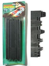 """2pc 1977 Matchbox HO Slot Car SPEED TRACK 9"""" STRAIGHT TRACKS 1pkg 14-3720 Unused"""
