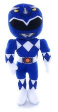 "OFFICIAL NEW 13"" BLUE POWER RANGERS PLUSH SOFT TOYS POWER RANGER SOFT TOY"