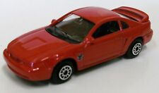 1999 Rare Ford Mustang GT 1st Year 1/64 Diecast Red