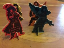 Pirates of the Carribean At Worlds End Pirates Quest Board Game RECHANGE PIECES T5