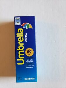 Umbrella Sunscreen Crema Spf 50 Advanced Total Protection 60g Alta Proteccion