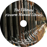 900 Firearm Manuals - ULTIMATE Library on DVD - Owner's Manuals