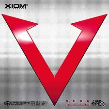 Xiom Vega Asia Tischtennisbelag / Neu / Zum Sonderpreis