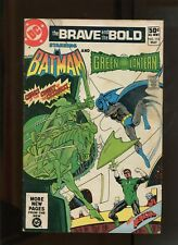 BRAVE AND THE BOLD #174 (4.5) SIGNED BY MARTIN NODELL! WITH COA!