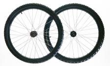 "Fuji 26"" MTB Bike Wheelset + Hutchinson Tires Disc Shimano/SRAM 8-11s QR NEW"
