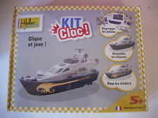 HELLER JOUSTRA maquette kit clac BATEAU CRUISER HAWAI réf 52023