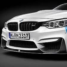 Front Splitter Carbon Fiber Genuine BMW M3 F80 F82 M4 M Performance 51192410360