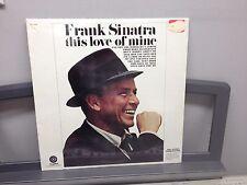"Frank Sinatra-This Love Of Mine 12"" LP Columbia SPC-3458 Jazz 1973 Sealed Mint"