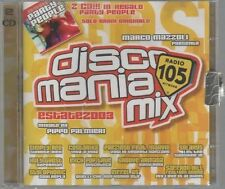 DISCOMANIA DISCO MANIA MIX ESTATE 2003 - 2 CD F.C.