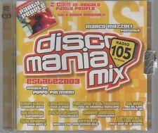 DISCOMANIA DISCO MANIA MIX ESTATE 2003 - 2 CD F.C.