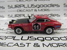 Greenlight 1:64 Scale LOOSE Collectible 1971 DATSUN 240Z Rally Racer Diorama Car