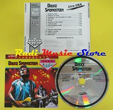 CD BRUCE SPRINGSTEEN Live & alive imt 900.004 LIVE IN USA (Xs4)lp mc dvd vhs