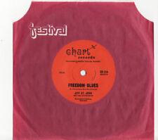 Rock 1st Edition 45 RPM Speed Vinyl Records