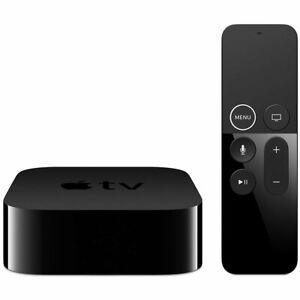 Apple TV (5th Generation) 4K 32GB HD Media Streamer - A1842 - MQD22B/A