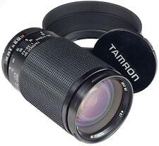 TAMRON SP 35-200mm 4-4.5 + Hood (26A)